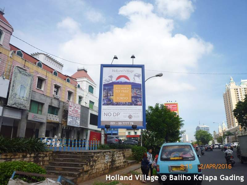Holland Village Kelapa Gading