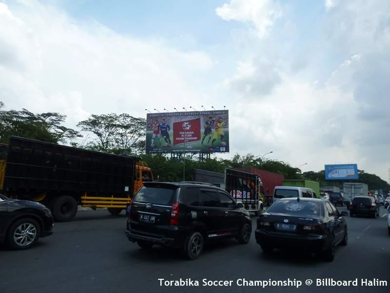 Torabika Soccer Championship @ Billboard Halim