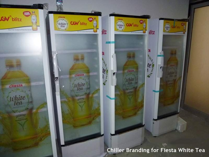 chiller branding fiesta white tea