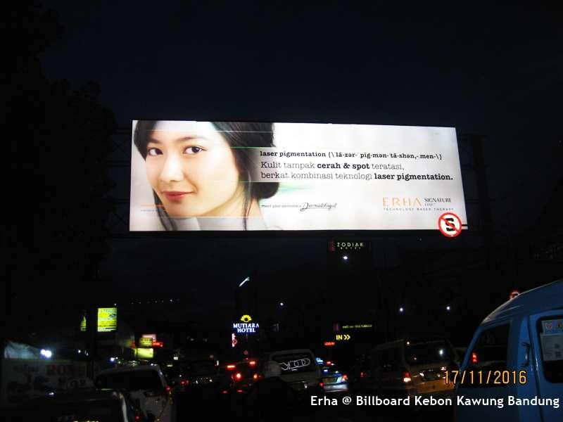 Billboard Erha
