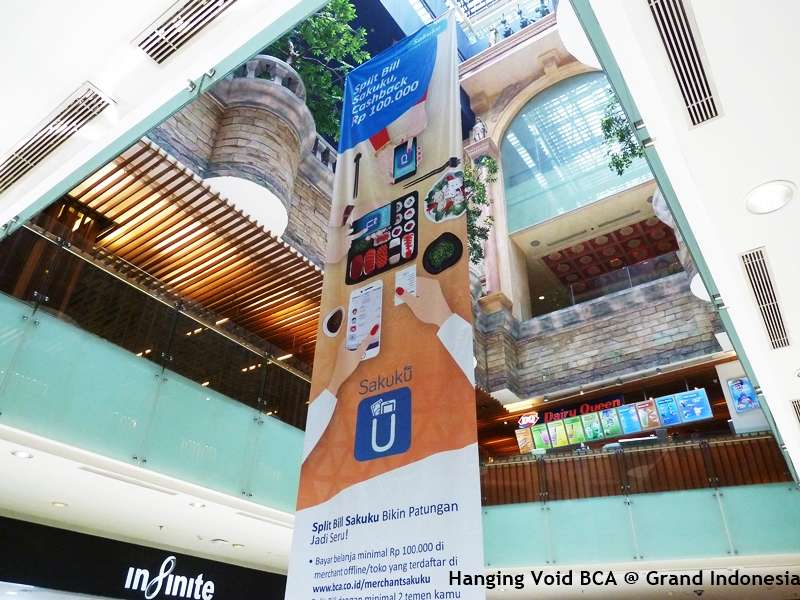 Branding Hanging Void BCA