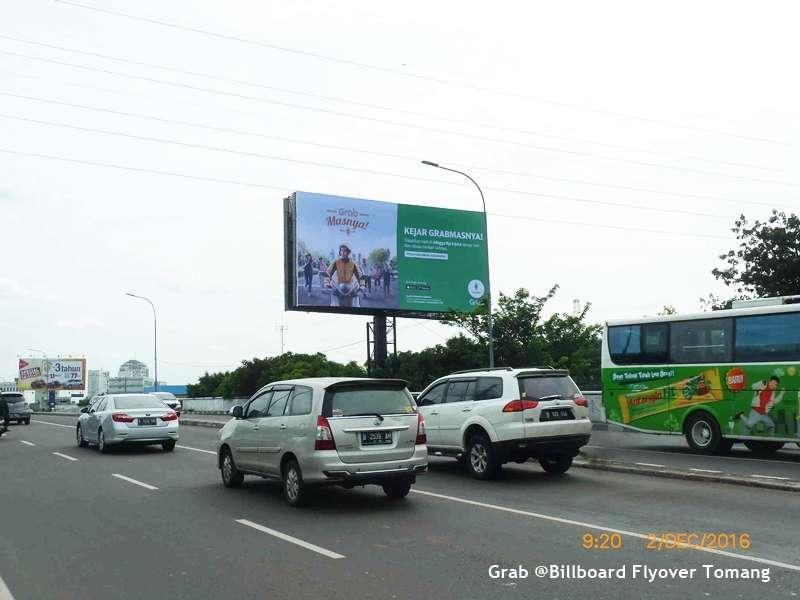 Billboard Grab at Flyover Tomang