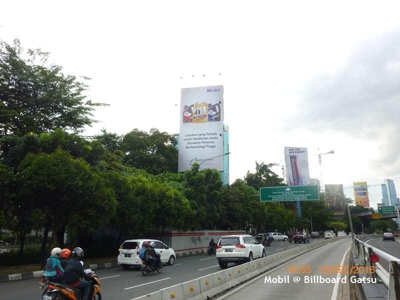 Billboard Gatsu