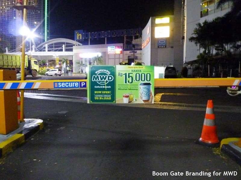 Boom Gate