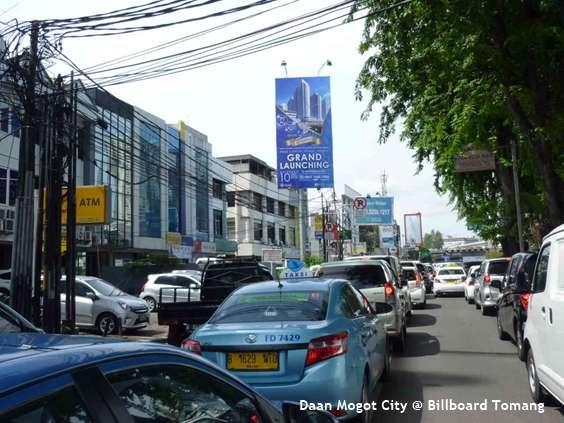 Billboard Daan Mogot City