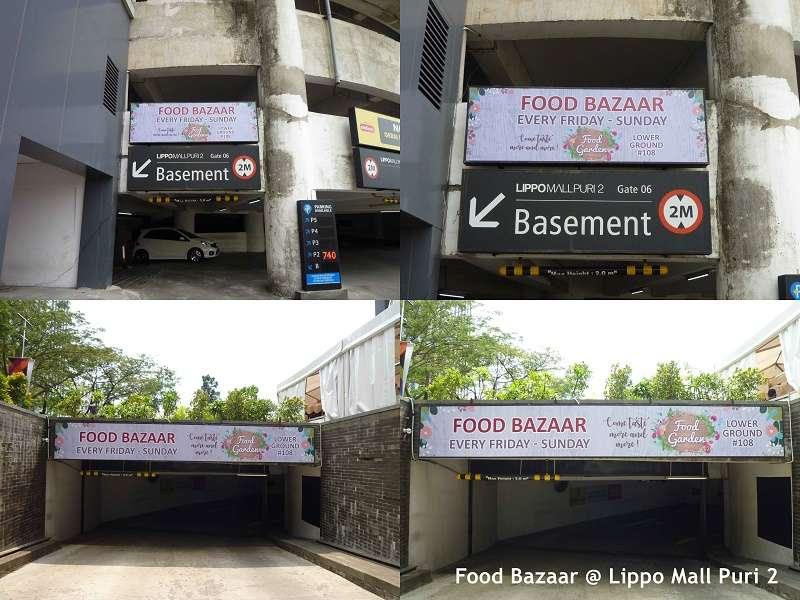 Food Garden Lippo Mall Puri 2