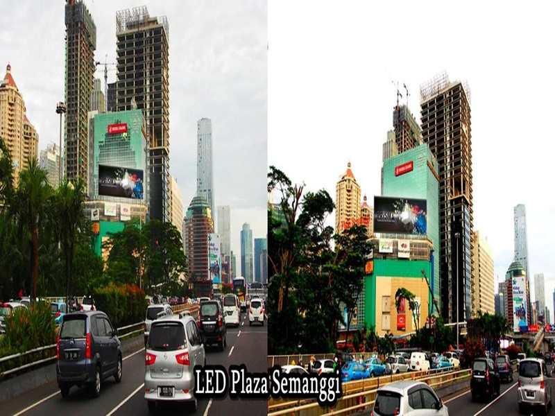 Semanggi LED